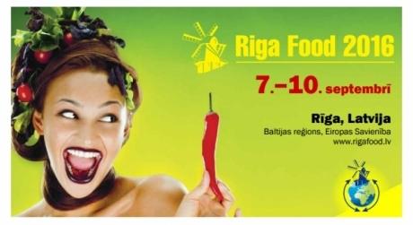 """Riga Food 2016"" preses konference"