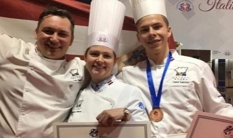 Eiropas Global Chefs Challenge pusfināla rezultāti – Latvijai bronza