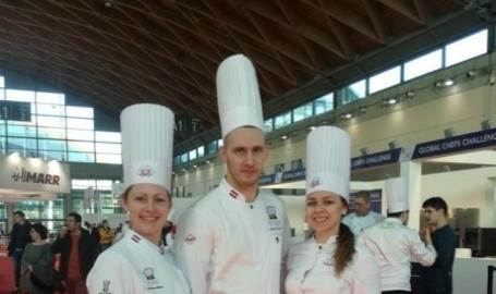 Latvijas pavāru pieredze prestižajā Eiropas Global Chefs Challenge konkursā
