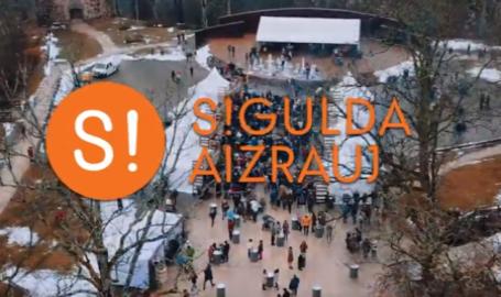 """Siguldas gastronomijas festivāls """"Ziemas garšu svinēšana"""""""