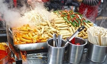 Street Food festivāls no 1. maija katru trešdienu