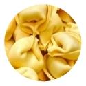 Tortellīnī(tortellini)