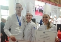 Global chef challenge European.Pusfinals 2.diena